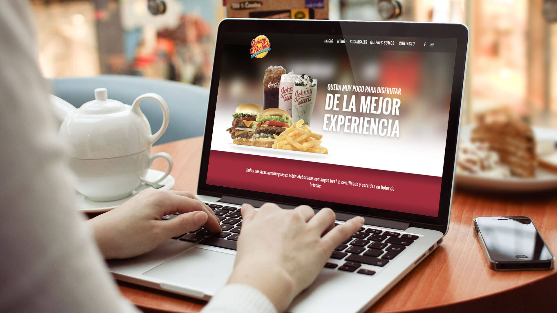 Proyecto web Johnny Rockets